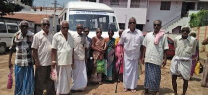15 Patients Operated In Free Cataract Surgery Camp
