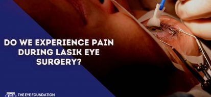 Do we experience pain during Lasik eye surgery?