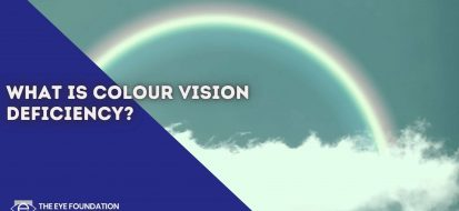 What is colour vision deficiency?