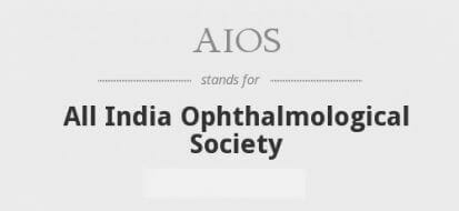 Dr. Chitra Ramamurthy for having won the post of Member – Scientific Committee in aios