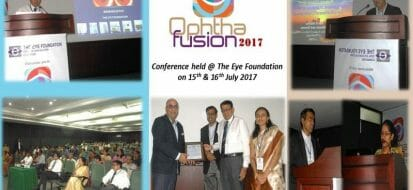 CME – Ophthafusion on 15th and 16th July 2017