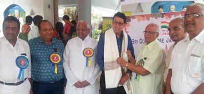Sri Coimbatore Jain Mahasangh's free Eye Examination and Surgery