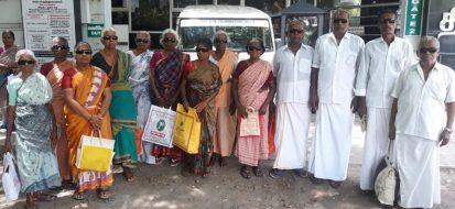 Free Cataract Surgery camp in Thendral Nagar, Coimbatore