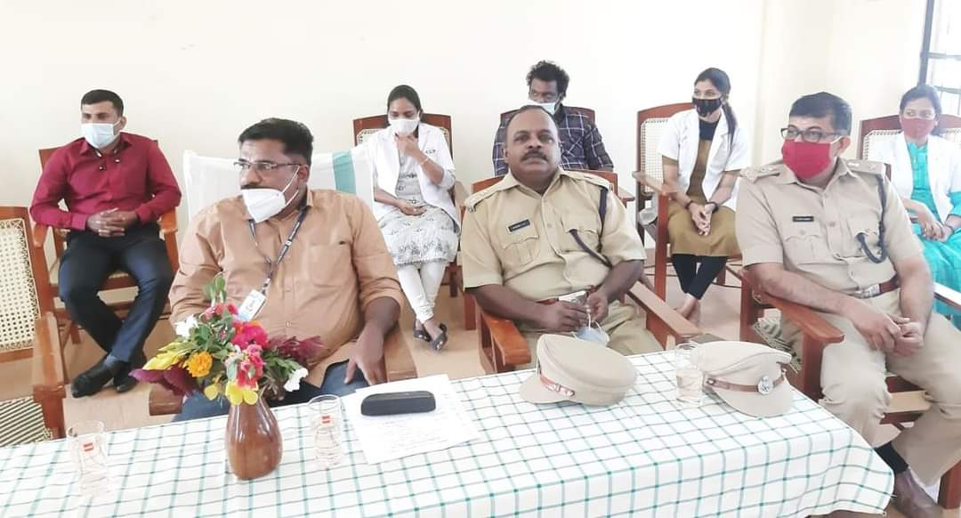 Eye Camp conducted in Viyyur Central Jail Thrissur