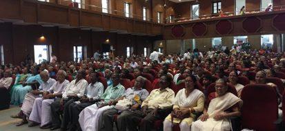 The World Elders Day event orgainzed by TEF Kochi