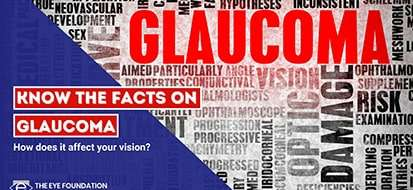 Know the facts on Glaucoma How does it affect your vision?
