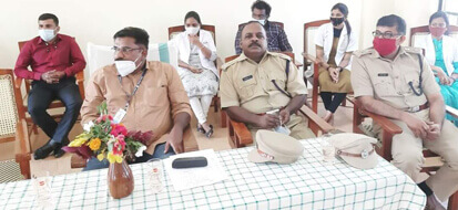 Eye Camp Conducted by The Eye Foundation at Viyyur Central Jail