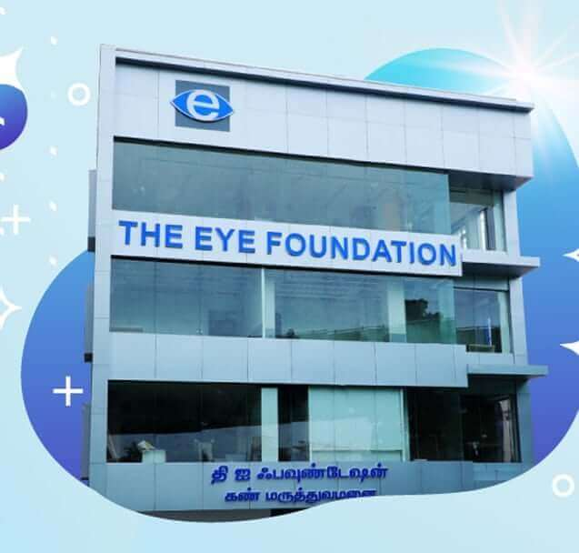 The Eye Foundation – Salem
