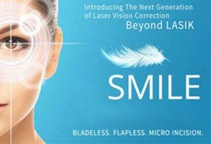 SMILE Treatment in Eye Foundation